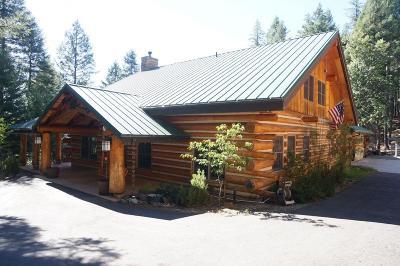 Weaverville Single Family Home For Sale: 781 Ridgeville Road