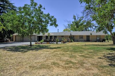 Stockton Single Family Home For Sale: 8858 East Fairchild Road