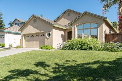 Tracy Single Family Home For Sale: 1414 Yorkshire Loop