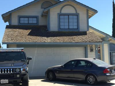 Manteca Single Family Home For Sale: 1568 Robert