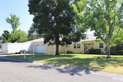 Sacramento Single Family Home For Sale: 4718 Hamilton Street