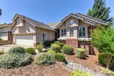 Orangevale Single Family Home For Sale: 8547 Heather Cross Way