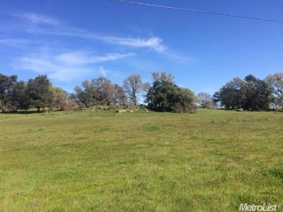 Shingle Springs Residential Lots & Land For Sale: Latrobe Triangle Road