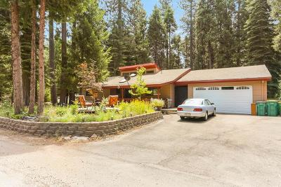 Pollock Pines Single Family Home For Sale: 3880 Gold Ridge Trail