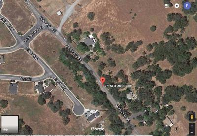 San Andreas Residential Lots & Land For Sale: 371 Gold Strike Road
