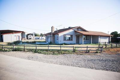 Stockton Single Family Home Active Rel. Clause: 10712 East Mariposa Road