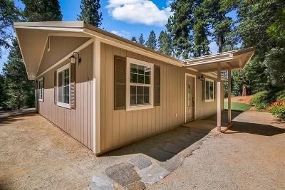 Pollock Pines CA Single Family Home For Sale: $440,000