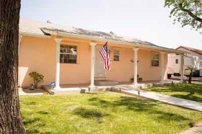 Modesto Single Family Home For Sale: 1425 Del Mar Avenue