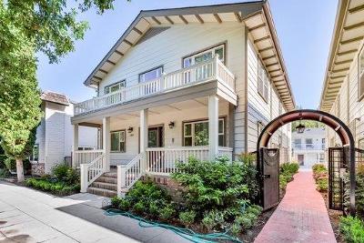 Sacramento County Multi Family Home For Sale: 1317 G Street #1323