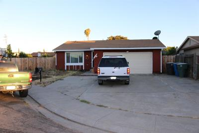 Manteca Single Family Home For Sale: 526 Don Carlos Court
