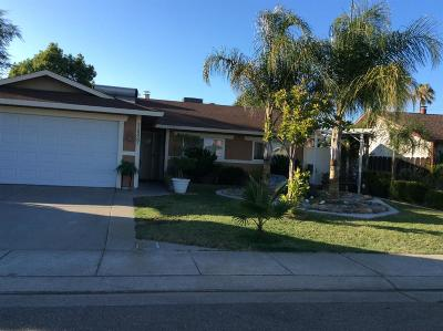 Manteca Single Family Home For Sale: 1427 Snyder