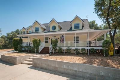 Placerville Single Family Home For Sale: 2000 Oak Knoll Court