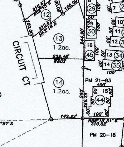 Rocklin Residential Lots & Land For Sale: 4465 Circuit Court