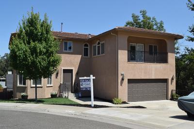 Orangevale Single Family Home For Sale: 8559 Heather Cross Way