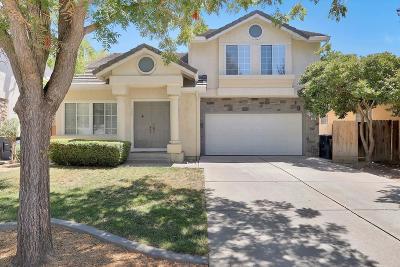 Tracy Single Family Home For Sale: 550 Czerny Street