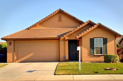 Manteca Single Family Home For Sale: 926 Raccoon Valley Drive