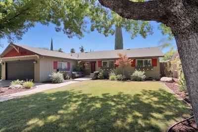 Modesto Single Family Home For Sale: 1309 Lorry Avenue