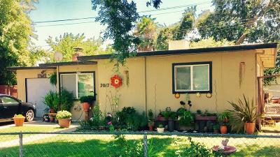 West Sacramento Single Family Home For Sale: 2017 Oxford