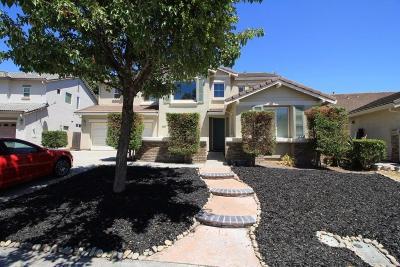 Stockton Single Family Home For Sale: 9712 Milan Drive