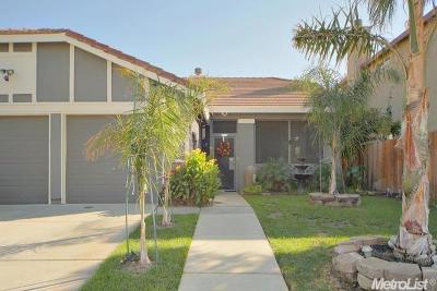 Woodland Single Family Home For Sale: 881 Bourn Drive