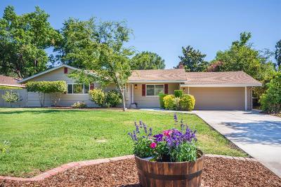 Carmichael Single Family Home For Sale: 5304 Valhalla Drive
