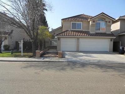 Tracy Single Family Home For Sale: 1185 Palomar Drive