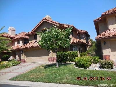 Folsom Single Family Home Active Short Sale: 120 Marble Canyon Drive