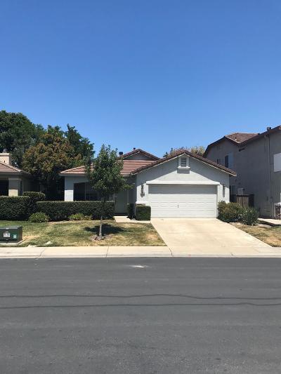 Stockton Single Family Home For Sale: 5420 Stone Bridge Court