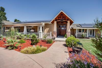 Oakdale Single Family Home For Sale: 6931 Snedigar Road
