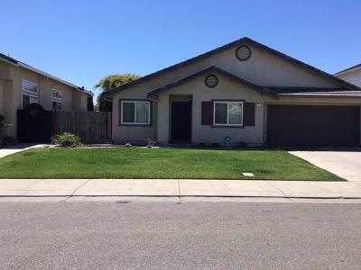 Stockton Single Family Home For Sale: 2824 Wisteria Lane