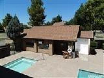 Manteca Condo Active Short Sale: 455 Cherry Lane