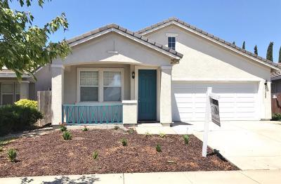 West Sacramento Single Family Home For Sale: 3130 Midway Island Street