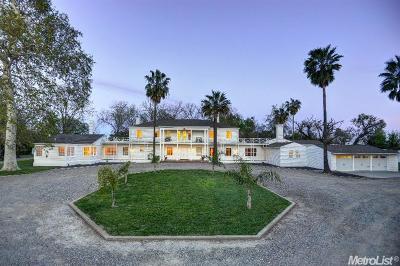 Colusa Single Family Home For Sale: 1765 Lurline Avenue