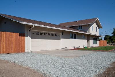 Stockton Single Family Home For Sale: 127 Best Road