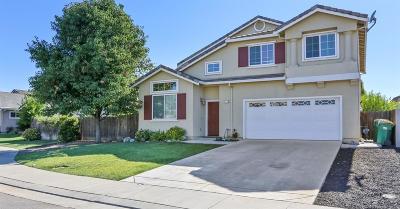 Stockton Single Family Home For Sale: 5235 Foxglove Court