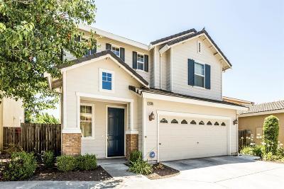 Stockton Single Family Home For Sale: 1848 Bella Lago Drive