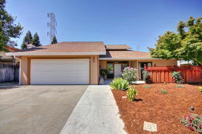 Folsom Single Family Home For Sale: 174 Big Valley Road