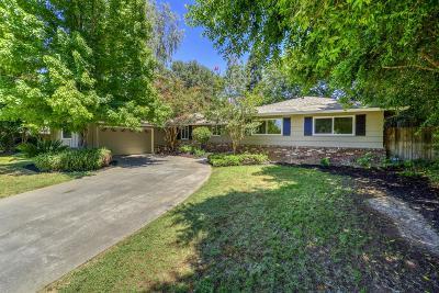 Carmichael Single Family Home For Sale: 3232 Murchison