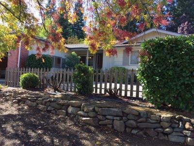 El Dorado Hills Single Family Home For Sale: 2820 Stanford Ln