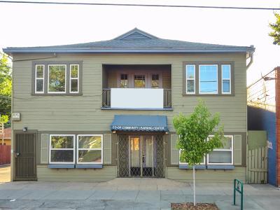 Sacramento County Multi Family Home For Sale: 1914 Alhambra Boulevard