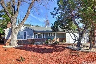 Sacramento Single Family Home For Sale: 1060 Watt Avenue