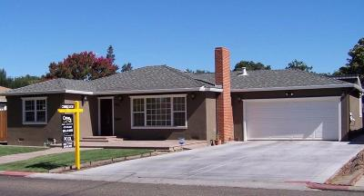 Turlock Single Family Home For Sale: 1895 East Marshall St