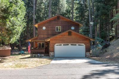 Grizzly Flats Single Family Home For Sale: 5166 Parkside Drive