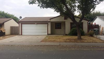 Modesto Single Family Home For Sale: 404 Mount Hood Court
