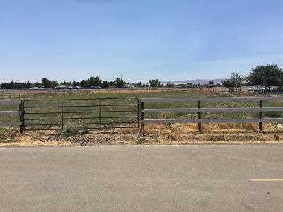 Tracy, Mountain House Residential Lots & Land For Sale: 11760 West Clover Road