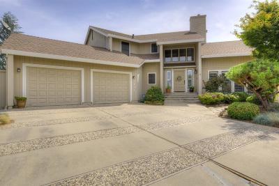 Modesto Single Family Home For Sale: 2401 Van Winkle Court