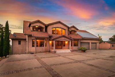 Lincoln Single Family Home For Sale: 8600 Vista Avenue