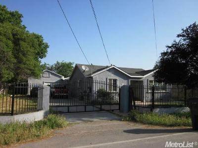 Stockton Single Family Home For Sale: 4327 Marfargoa Road