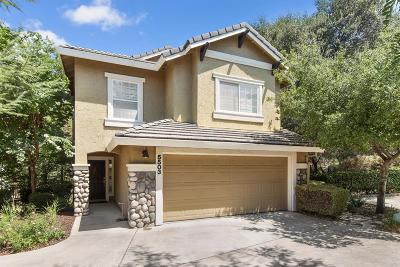 Rocklin Single Family Home For Sale: 5503 Butte View Court
