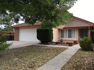 Tracy Single Family Home For Sale: 2660 Golden Springs Drive